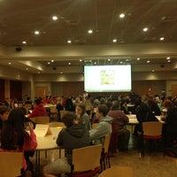 Photo taken at Morgan University Center by Edward L. on 11/18/2014