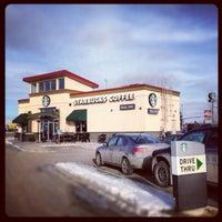 Photo taken at Starbucks by Daniel F. on 12/21/2012