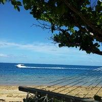 Photo taken at Malolo Island Resort by Hamish M. on 9/2/2013