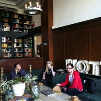 Photo taken at Ace Hotel Portland by Priscilla P. on 3/27/2013