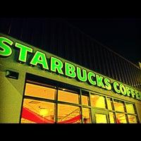 Photo taken at Starbucks by Art Q. on 10/13/2012