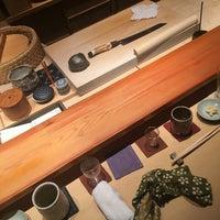 Photo taken at Sushi Shin by jeffrey a. on 1/28/2018
