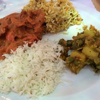 Photo taken at Mezbaan Bar & Indian Cuisine by jeffrey a. on 5/7/2014