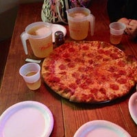 Photo taken at Little Italy Pizzeria by Jeff C. on 12/18/2012