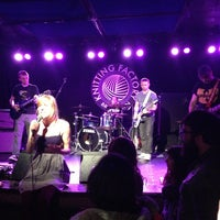 Photo taken at Knitting Factory by Peter C. on 3/29/2013