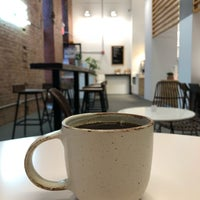 Photo taken at Coffee Project NY by Peter C. on 9/21/2018
