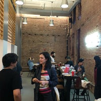 Photo taken at Coffee Project NY by Peter C. on 8/31/2018