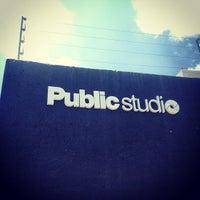 Photo taken at Public Studio - Foro Estudio de Foto y Video - by Public S. on 8/17/2013