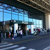 Photo taken at Milan Malpensa Airport (MXP) by Daria S. on 7/1/2013