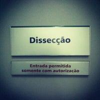 Photo taken at Associação Educacional de Vitória (AEV) by João Paulo B. on 2/1/2013