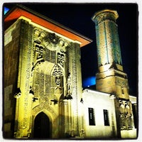 Photo taken at Ince Minaret Museum by Fatih O. on 9/26/2012