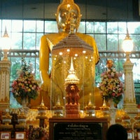 Photo taken at Wat Sangkhathan by Anchittha C. on 11/24/2012