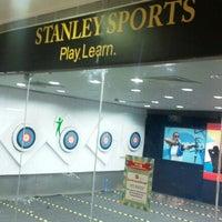 Photo taken at Stanley's Archery by Vikas B. on 11/2/2012
