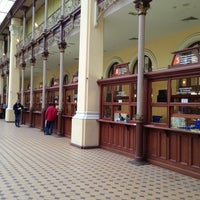 Photo taken at Central Post Office by Dmitry A. on 3/14/2013