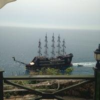 3/21/2013 tarihinde İlker K.ziyaretçi tarafından Sea Garden'de çekilen fotoğraf