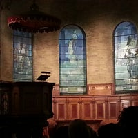 Photo taken at St. Paul's Chapel - Columbia University by Tanya R. on 4/30/2014