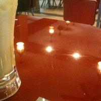 Photo taken at Lesung Batu Cafe by Nurul R. on 5/11/2013