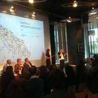 Photo taken at Telenor Serbia Intro Center by Adrijana H. on 4/14/2014