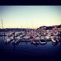 Photo taken at Douro Marina by Pedro R. on 7/1/2013