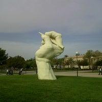 Photo taken at UA - Universidad de Alicante / Universitat d'Alacant by Vero C. on 10/18/2012