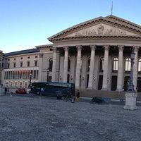Das Foto wurde bei Bayerische Staatsoper von OneGiraphe am 4/14/2013 aufgenommen