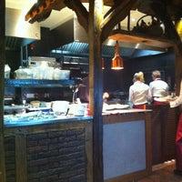 Photo taken at Steakhouse No1 by Birte on 11/17/2012