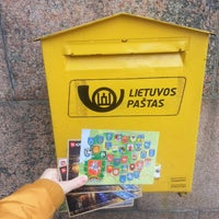 Photo taken at Lietuvos Pastas by Рина К. on 2/27/2016