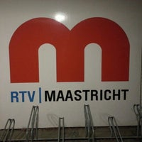 Photo taken at RTV Maastricht by Bart B. on 11/8/2013