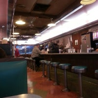Photo taken at Skylark Diner by Jeffrey H. on 4/23/2013