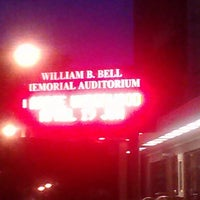 Photo taken at Bell Auditorium by Heather M. on 12/4/2012