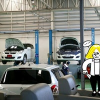Photo taken at Suzuki Automobile Ayutthaya by Joy R. on 12/19/2013
