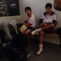 Photo taken at Liga Rinconada by Guillermo L. on 7/5/2014