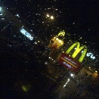 Photo taken at McDonald's by Sara Alfulaij on 11/28/2012