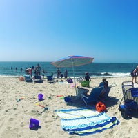 Photo taken at Ridgevale Beach by Christian D. on 8/14/2016