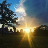 Photo taken at Rainey Park by Christian D. on 6/28/2017
