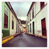 Photo taken at Vallehermoso by Sarai on 1/20/2014
