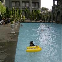 Photo taken at G.H. Swimming Pool by Mayanti F. on 3/29/2013