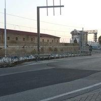 Photo taken at Ancona Ferries Terminal by Funda♡Dora&KemaL♡Cihan K. on 7/3/2014