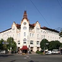 Снимок сделан в Grand Hotel Ukraine пользователем Mark T. 9/2/2013