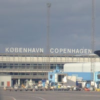 Photo taken at Copenhagen Airport (CPH) by Mark T. on 5/16/2013