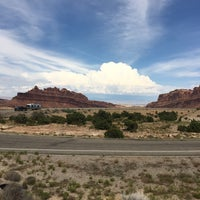 Photo taken at Black Dragon Canyon View Area by Missy on 7/2/2016