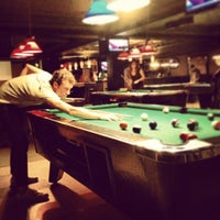 Photo taken at Olympic Billiards by Laura B. on 8/16/2013