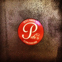 Pete's Famous Pizza