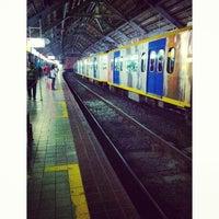 Photo taken at LRT 1 (Quirino Station) by Michelle P. on 7/27/2013