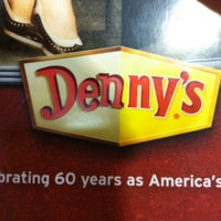 Photo taken at Denny's by Terry C. on 4/14/2013