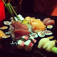 Photo taken at Sakanã Sushi & Hand Rolls by Deh V. on 1/25/2013