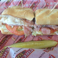 Photo taken at Firehouse Subs by Mary S. on 9/5/2013