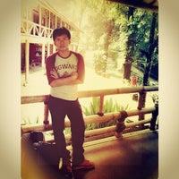 Photo taken at Sunshine Bay, Taman Wisata Matahari by Billi R. on 5/18/2013