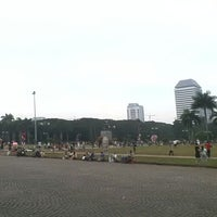 Photo taken at Monas Sektor Barat by zhee d. on 5/15/2014