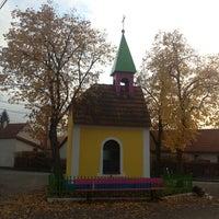 Photo taken at Rybníky by Martin K. on 10/25/2012